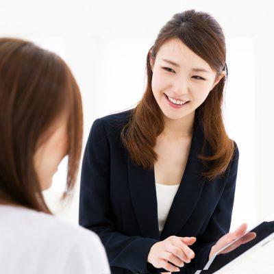 お客様との信頼関係を築く話し方研修