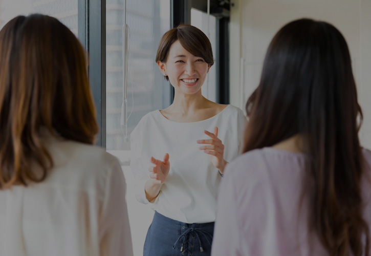 「大人の女性のためのワンランク上の話し方」セミナー