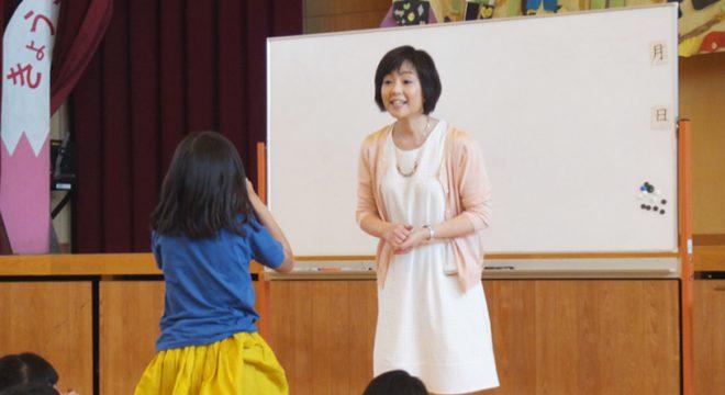 春休み子ども話し方教室